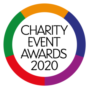charity event awards logo 2020